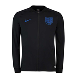 Sweat-shirt Angleterre Football 2018-2019 (Noir)
