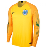 Maillot Angleterre Football 2018-2019 Home (Jaune)