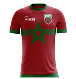 Maillot Maroc Football 2018-2019 Third