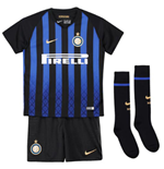 Tenue de football pour enfant FC Inter 2018-2019 Home