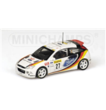 FORD FOCUS RS WRC RALLY MONTE CARLO 2002 KREMER