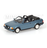 FORD ESCORT III CABRIOLET 1983 BLUE METALLIC