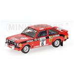 FORD ESCORT II RS 1800 COSSACK CLARK WINNER RAC RALLY 1976