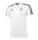 Polo Real Madrid 2018-2019 (Blanc)