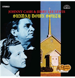 Vinyle Johnny Cash / Jerry Lee Lewis - Sunday Down South