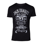 T-shirt Jack Daniel's Old Advertising, Taille S