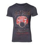 T-shirt Jack Daniel's Old Advertising, Taille XL