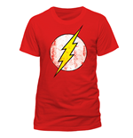 T-shirt The Flash - Logo