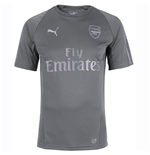 T-shirt Arsenal 2018-2019 (Gris)