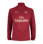 Sweat-shirt Arsenal 2018-2019 (Rouge)