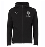 Sweat-shirt Arsenal 2018-2019 (Noir)