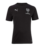 T-shirt Arsenal 2018-2019 (Noir)