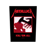 Patch Metallica - Design: Kill 'em all