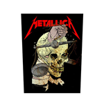 Patch Metallica - Design: Harvester of Sorrow