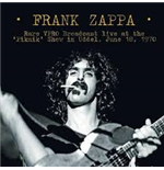 Vinyle Frank Zappa - Rare Vpro Broadcast Live At The Piknik