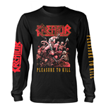 Maillot Manches Longues Kreator PLEASURE TO KILL