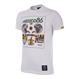 T-shirt Mexique Football - Panini Heritage 1986