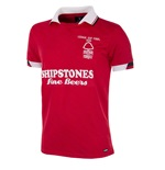 Maillot de Football Rétro Nottingham Forest FC 1988