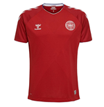 Maillot Danemark Football 2018-2019 Home