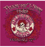 Vinyle Grateful Dead - Fillmore West, San Francisco (4 Lp) (Rsd 2018)