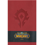 World of Warcraft carnet de notes Horde
