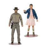 Stranger Things assortiment figurines 15-18 cm (8)