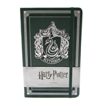 Harry Potter carnet de notes Slytherin