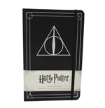 Harry Potter carnet de notes Deathly Hallows