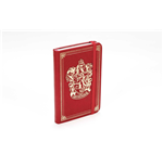 Harry Potter carnet de notes mini Gryffindor