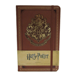 Harry Potter carnet de notes mini Hogwarts