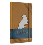 Harry Potter carnet de notes Hufflepuff New Design