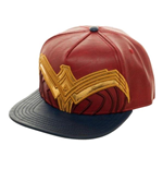 DC Comics casquette hip hop Wonder Woman Logo