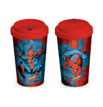 Tasse de Voyage Marvel Retro - Spider-Man Comic