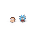 Boutons de Manchette Rick & Morty - Rick and Morty
