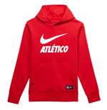 Sweat à Capuche Atlético de Madrid Nike OTH 2018-2019 (Rouge) - Enfants