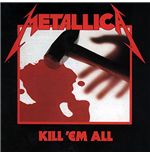 Vinyle Metallica - Kill 'Em All (Remastered)