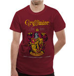 T-shirt Harry Potter - Design: Gryffindor Quidditch
