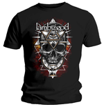 T-shirt Lamb of God  pour homme - Design: All Seeing Red