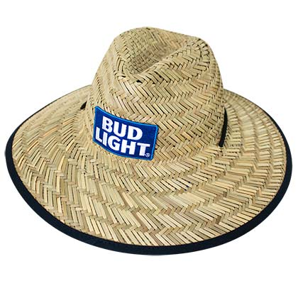 Chapeau de Paille Bud Light