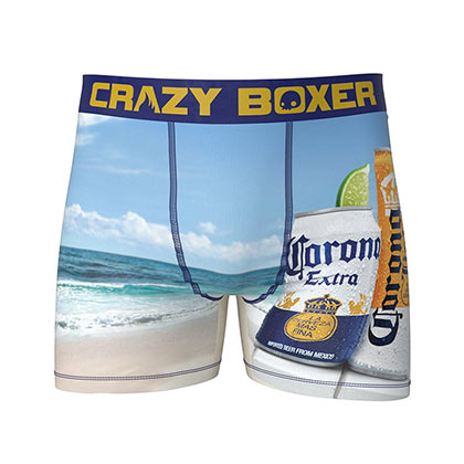 Boxer Corona Extra - Find Your Beach
