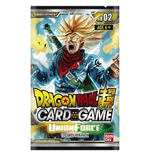 Dragonball Super Card Game Season 2 présentoir boosters Union Force (24) *ANGLAIS*