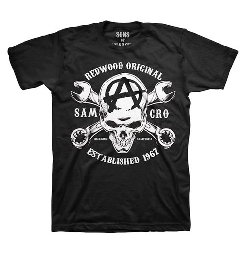 T-shirt Sons of Anarchy 309735