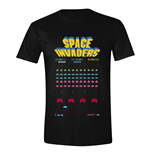 T-shirt Space Invaders  309737