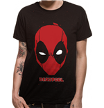 T-shirt Deadpool - Design: Logo Point