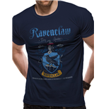 T-shirt Harry Potter - Design: Ravenclaw Quidditch