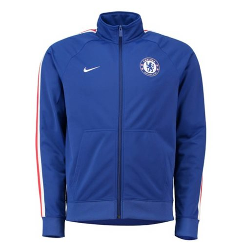 66zrxqou Core Chelsea Bleu 2018 Achetez Trainer 2019 Nike Veste awxqX8TX