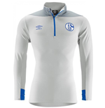 Sweat-shirt Schalke 04 2018-2019 (Gris)