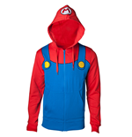 Sweat-shirt Premium Manches Courtes Super Mario