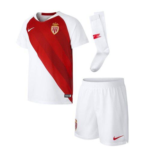 tenue de foot AS Monaco 2018