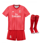 Tenue de football pour enfant Real Madrid 2018-2019 Third